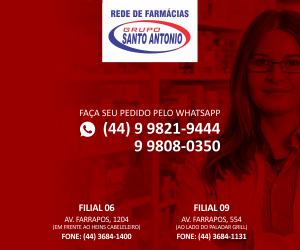Santo Antonio - 300x250 - 2