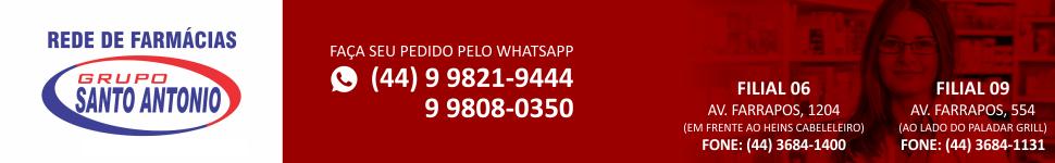 Santo Antonio - 970x150