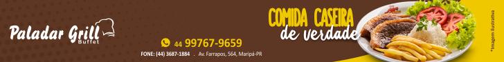 Paladar Grill - 728x90 - 2