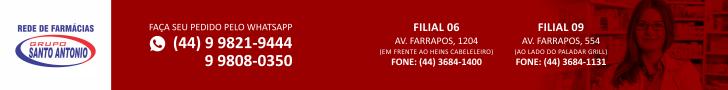 Santo Antonio - 728x90